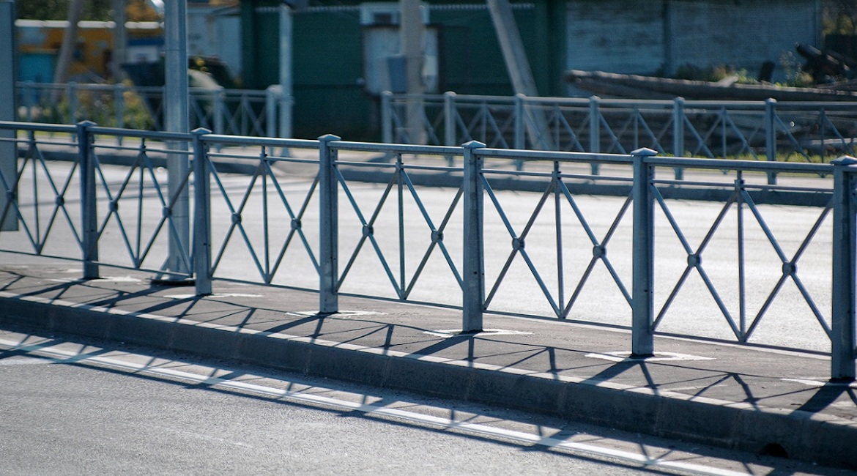 Производство пешеходных ограждений